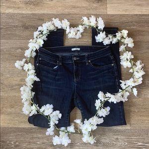 🔷 Eileen Fisher | Petite | Denim Jeans - Size 8P